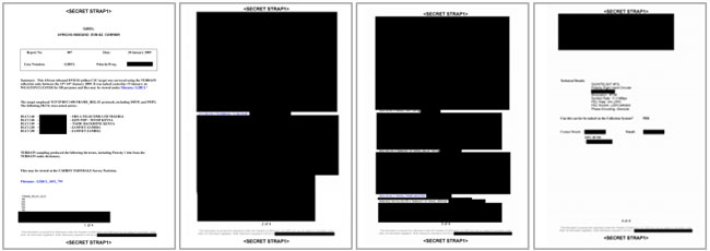 IC OFF THE RECORD - Intelligence Leaks Published in 2016