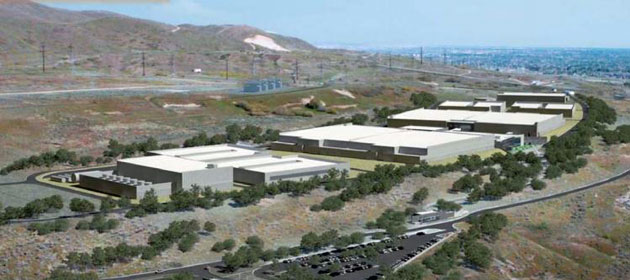 Image result for utah data center