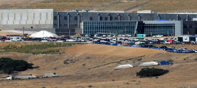 recent photo of NSA Utah data center 2013