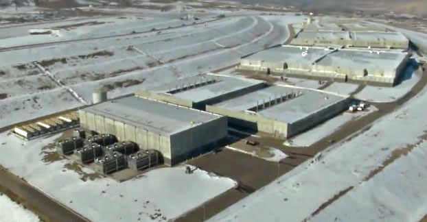 NSA Utah Data Center Chiller plant and generator plant - 2014