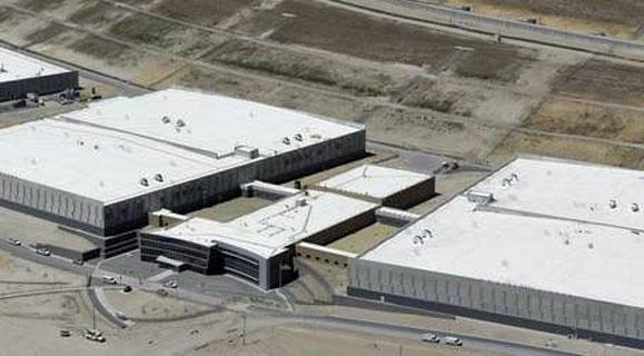 NSA Utah Data Center - Computer Data Halls