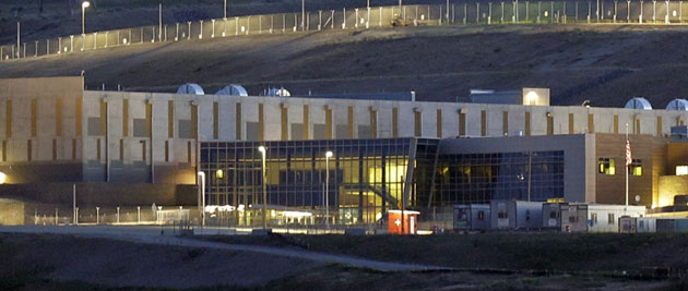 NSA surveillance data center in Utah