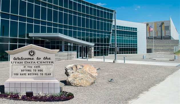 NSA Utah Data Center opening